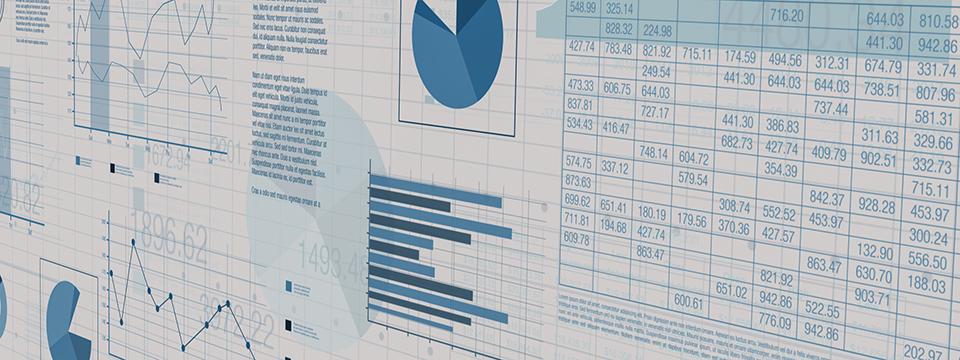 financial charts, stock market
